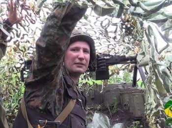 Донецький аеропорт. Війна триває, 01.06.2016
