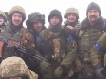 Військові журналісти дякують бійцям за довіру