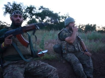 Легіонери: за що воюють грузини під Дебальцевим