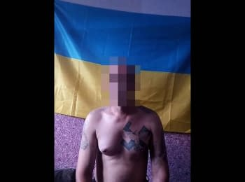 СБУ затримала «антифашиста» з терористичного угруповання «Восток»