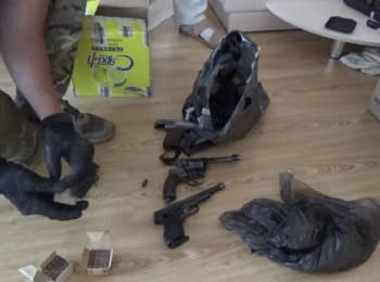 SBU detained the gas company's official in Sloviansk for collaboration with the terrorists
