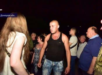 Hidden conflicts. Incident in Toretsk