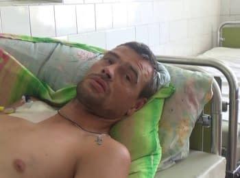 Полонений російський найманець просить рідних приїхати до нього
