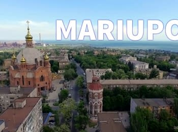 Mariupol bird's-eye view