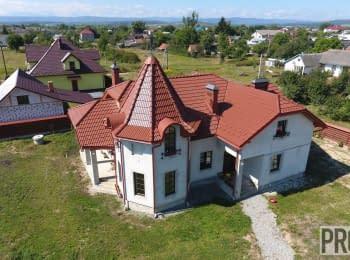 House of the judge Vladymyr P'yatkovskyi (Colomiya)