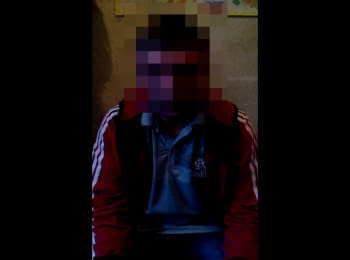 СБУ затримала бойовика т.зв. «ДНР» в зоні АТО