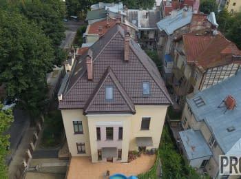 House of the judge Oksana Karpiak (Lviv)
