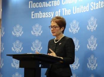 Посол Марі Йованович про вибори Президента США