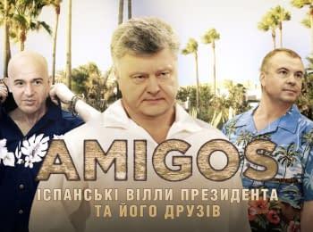 """""""Схемы"""": АМИГОС. Испанские виллы президента и его друзей"""