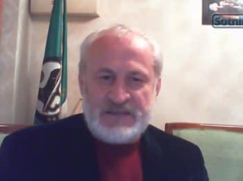 Ахмед Закаев о Трампе и Путине