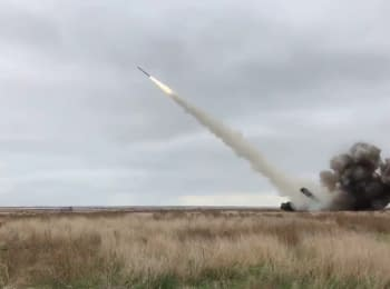 "Tests of the ""missile shield"" of Ukraine"