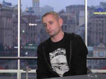 """Сергей Жадан: """"Надо бороться за граждан Украины, которые по ту сторону фронта"""""""