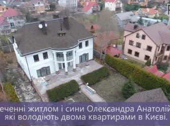 Real Estate of Kiyashko family