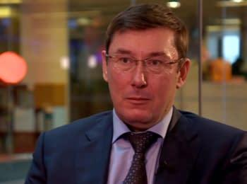 Yuriy Lutsenko - an interview to BBC Ukraine