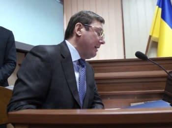 Генеральний прокурор України оголосив підозру В. Януковичу у державній зраді