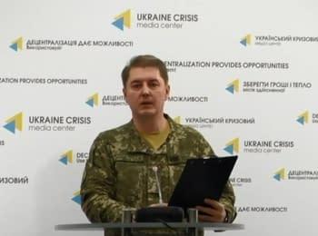 За минулу добу 3 українських військових загинули, 2 поранені - Мотузяник, 11.12.2016