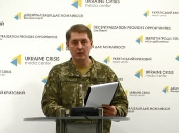 За минулу добу 1 український військовий загинув, 9 поранені - Мотузяник, 20.12.2016