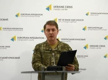 For the past day 1 Ukrainian soldier was wounded - Motuzyanyk, 25.12.2016