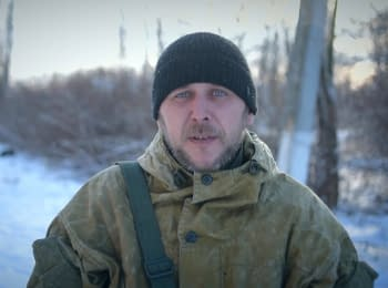 AFU' soldiers greet all Ukrainians with a New Year
