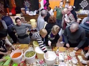 «Салат для солдат». Hromadske.doc