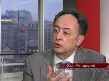 ЕС стал крупнейшим торговым партнером Украины - посол Мингарелли