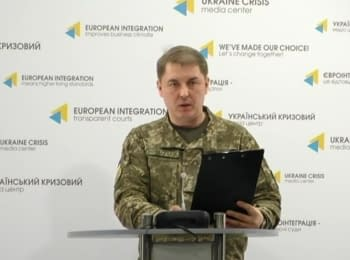 For the past day 2 Ukrainian soldiers were wounded - Motuzyanyk, 19.01.2017