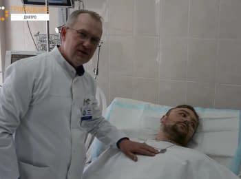 С начала обстрелов Авдеевки в Днипро доставили 11 раненых
