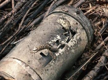 Обстрел Мариуполя с Градов и САУ, 06.02.2017