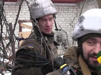 Авдеевка. Промзона, 07.02.2017