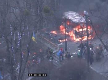 Нове відео у справі розстрілів на Майдані