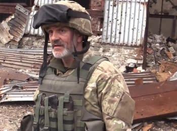 """Terrorists are fighting dishonourably"" (callsign ""Yaron"", ""Butovka"" mine)"