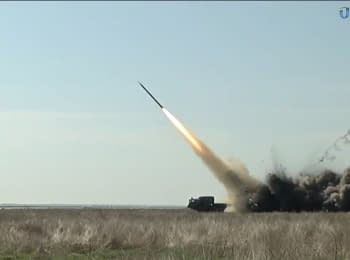 """Випробування українських ракет від """"Укроборонпром"""""""