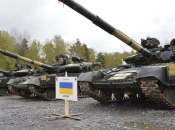 Танковые соревнования «Сильная Европа»: подготовка