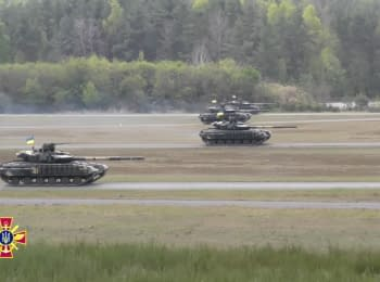 Strong Europe Tank Challenge 2017: День 1