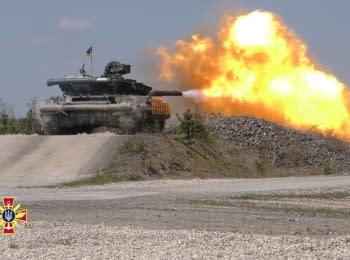 Strong Europe Tank Challenge. День 3 - танковый взвод в обороне