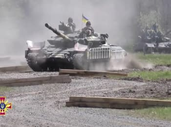 Strong Europe Tank Challenge. День 4