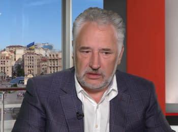 Стоит сделать единую военно-гражданскую администрацию на две области - Жебривский