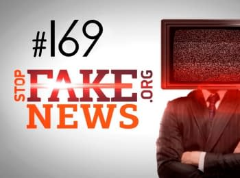 StopFakeNews: Top 5 fakes about Crimea. Issue 169