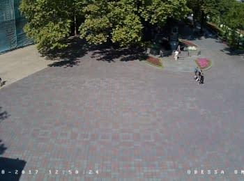 Duma Square, Odessa
