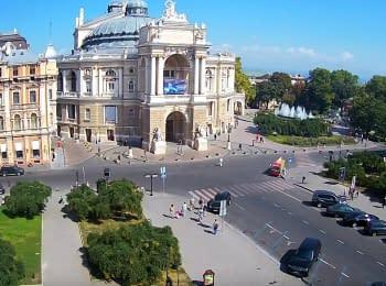 Одеса, Оперний театр