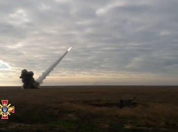 Пуски зенітних керованих ракет