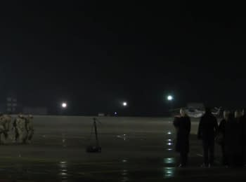 Обмен заложниками на Донбассе, 27.12.2017