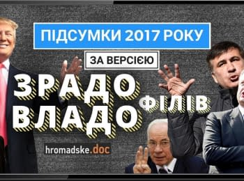 Results of the year from supporters and critics of government. Hromadske.doc