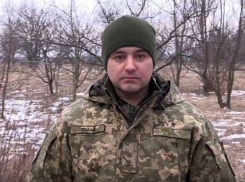 20 обстрілів позицій сил АТО, 1 військовий загинув, 4 поранені - дайджест на ранок 22.02.2018