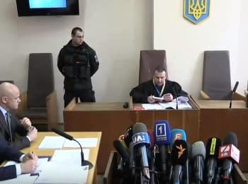Справа Труханова: відсторонення від посади одеського міського голови