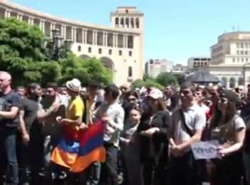 Єреван. Протести тривають, 02.05.2018