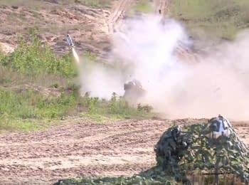 В Україні відбулися пуски ракетних комплексів Javelin