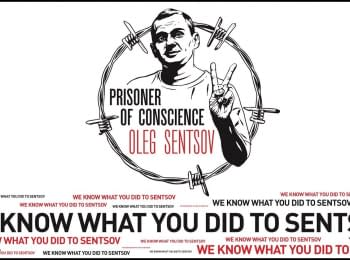 We know what you did to Sentsov