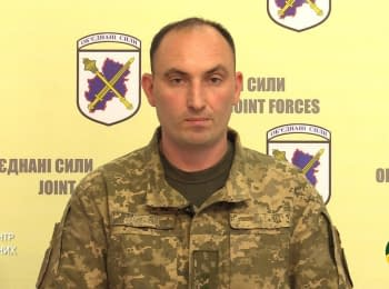 2 soldiers were killed, 7 wounded - press center of United forces, 22.05.2018