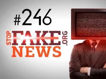 """StopFakeNews: Підпал-провокація, 5-кратне зростання цін на продукти і відключення телеканалу """"Росія"""""""